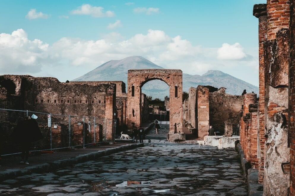 Pompeii and Amalfi Coast roundtrip