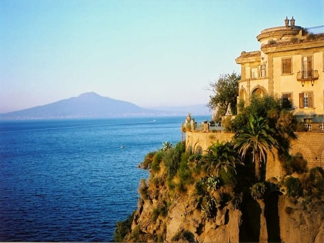 Sorrento Highlights Walking Tour