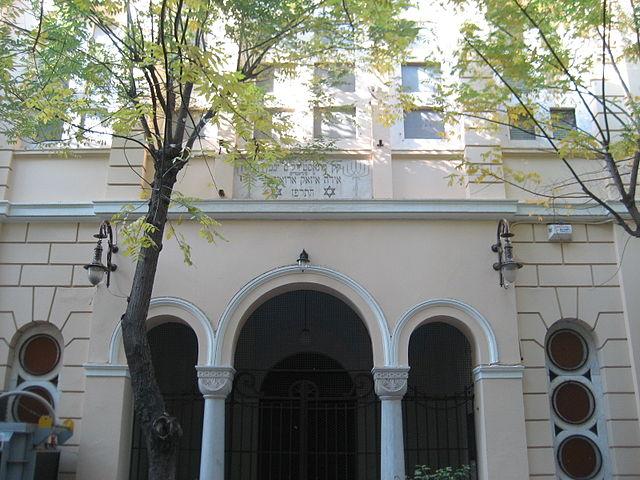 Thessaloniki Jewish Heritage Half-Day Tour