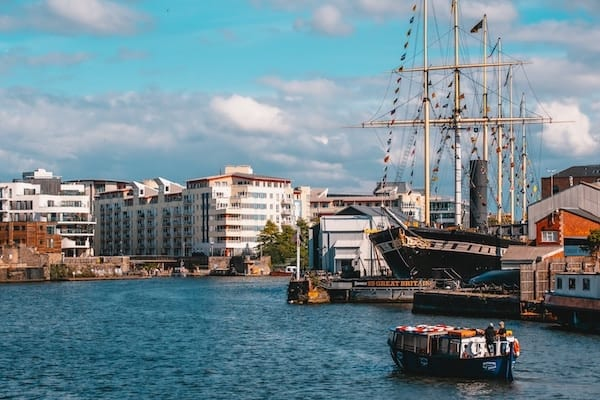 Bristol's Old City and Historic Harbourside