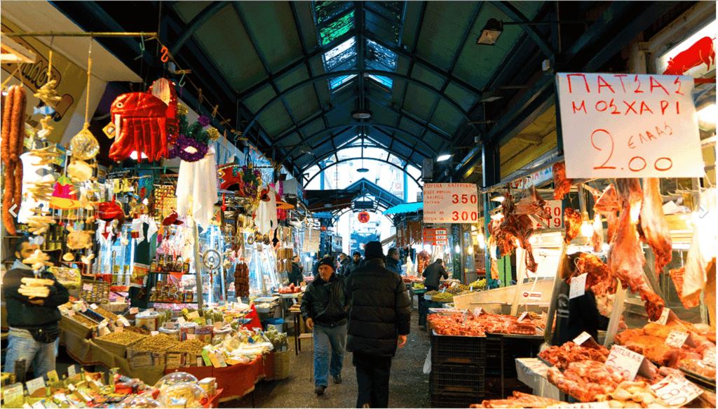 A Taste of Thessaloniki's Flavors Food Tour