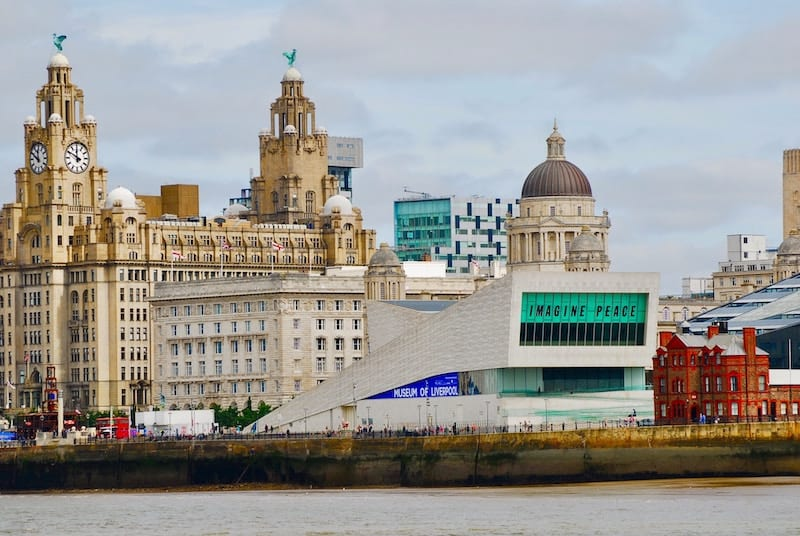 Liverpool Half Day City Tour