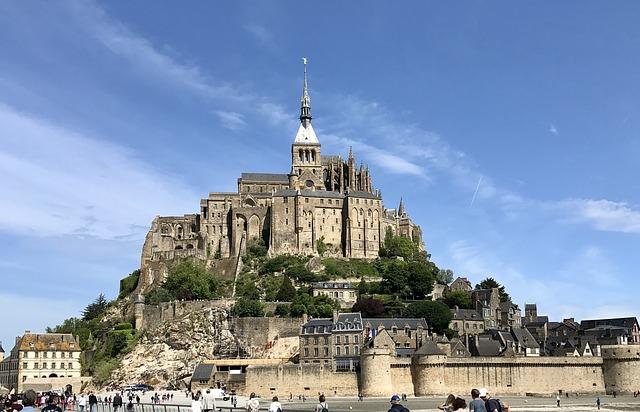Mont St. Michel Tour