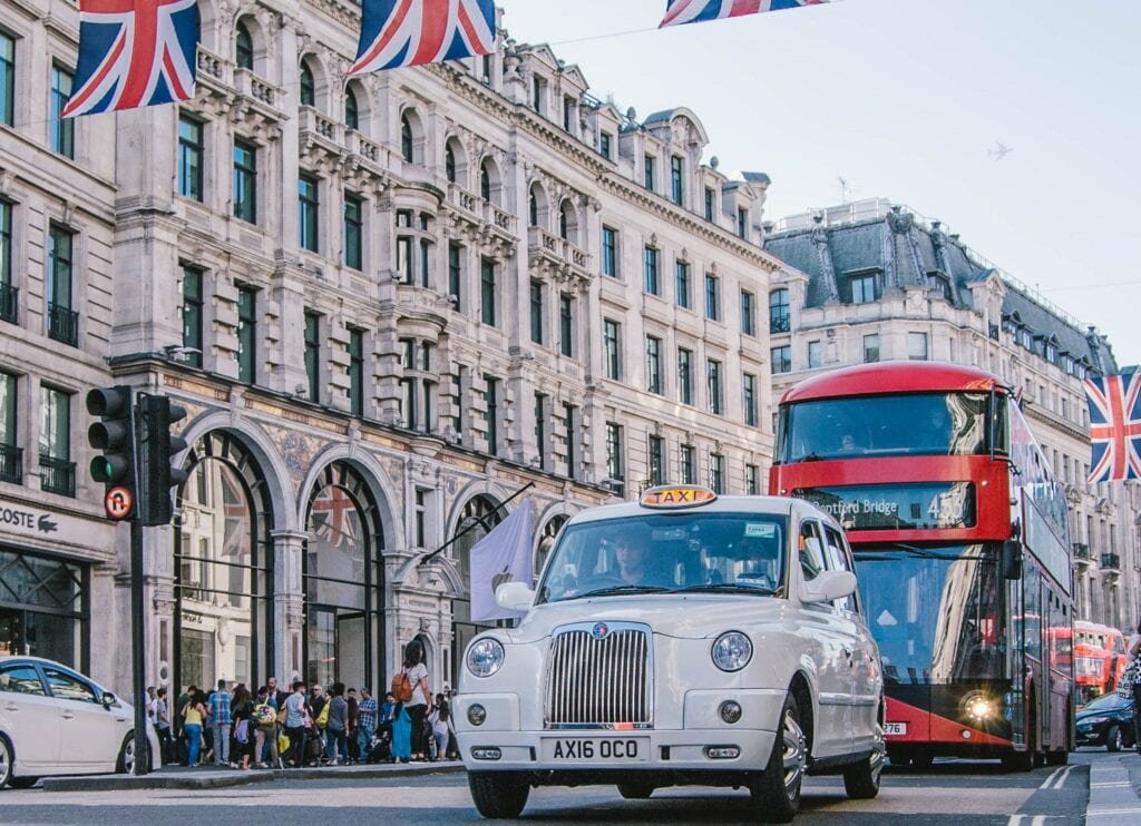 London Highlights Full Day Walking Tour
