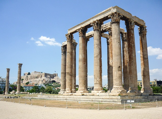 Ancient Olympia Walking Tour