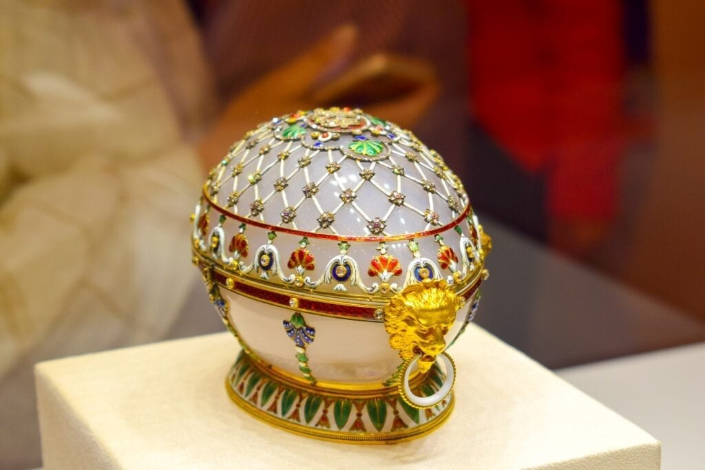 The Fabulous Faberge Museum tour