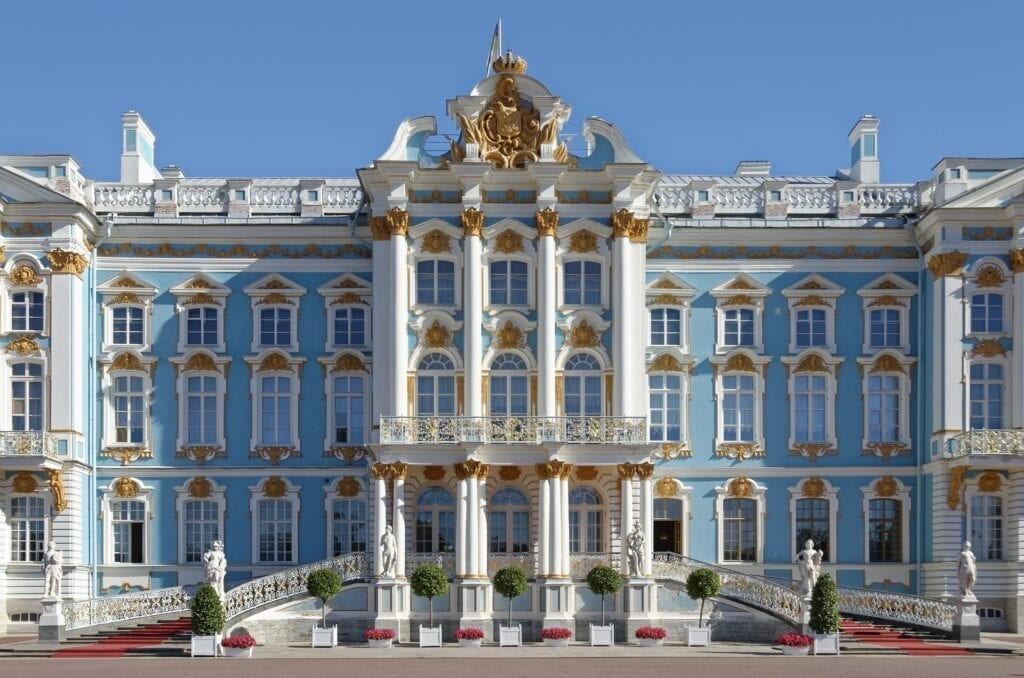 Classical St. Petersburg Tour