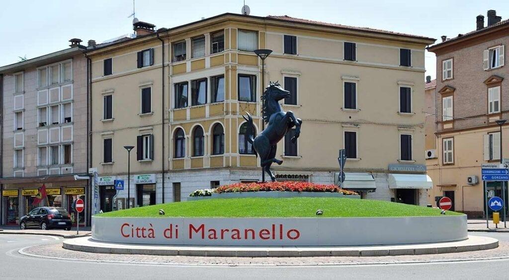 Maranello Ferrari Museum and Factory Tour