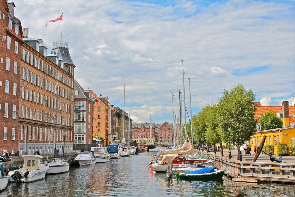Copenhagen's Canals Tour