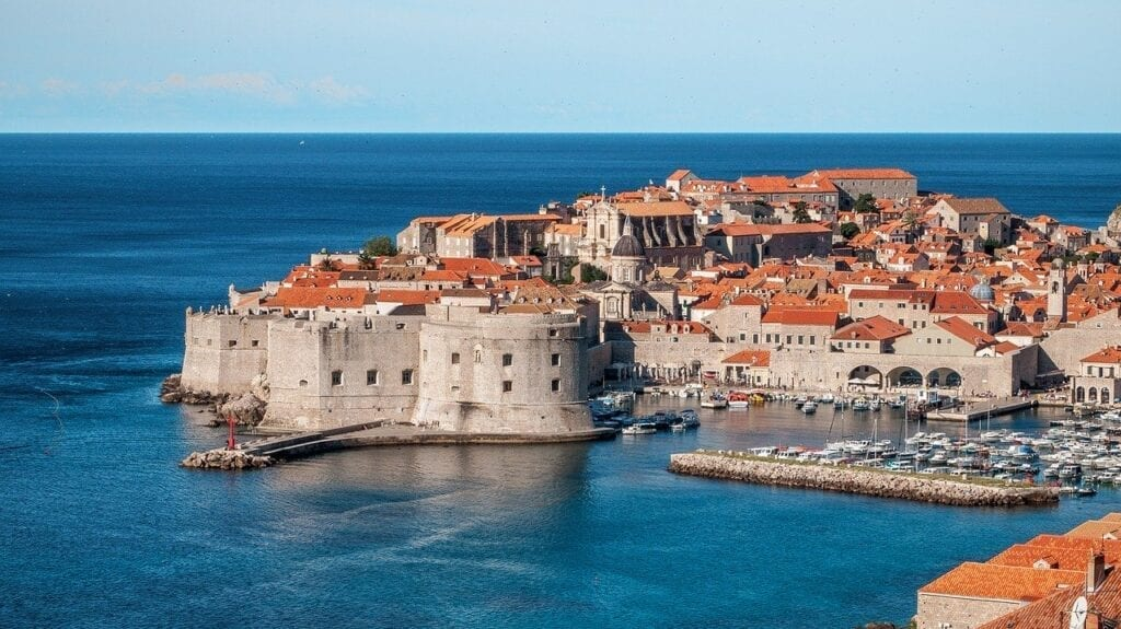 Dubrovnik Game of Thrones Filming Locations