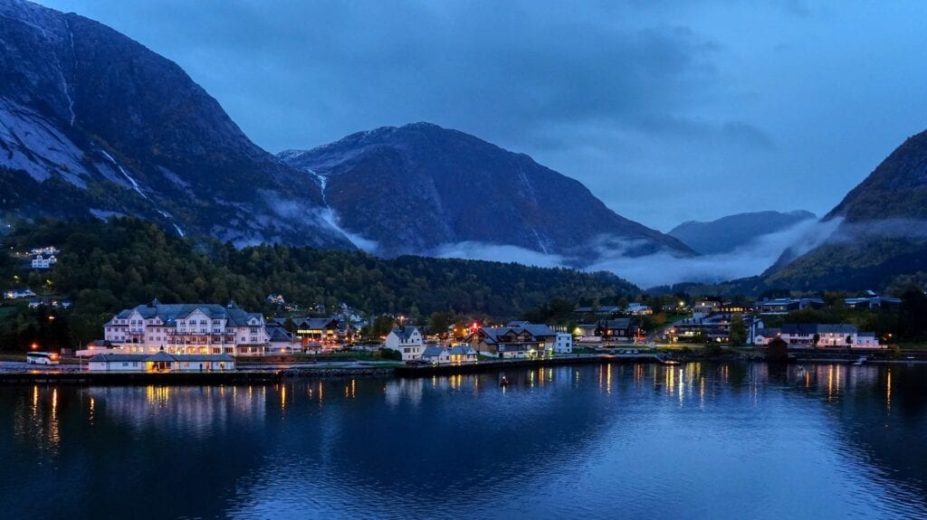 Oslo Evening Fjord Tour
