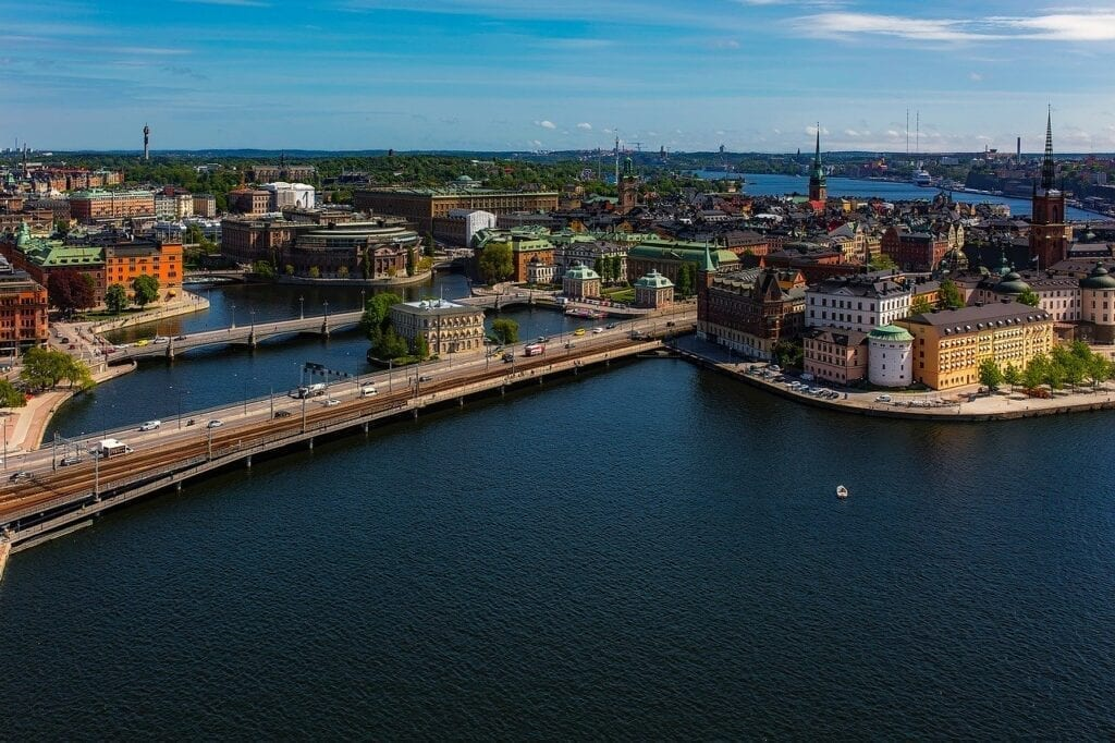 Stockholm in a Day