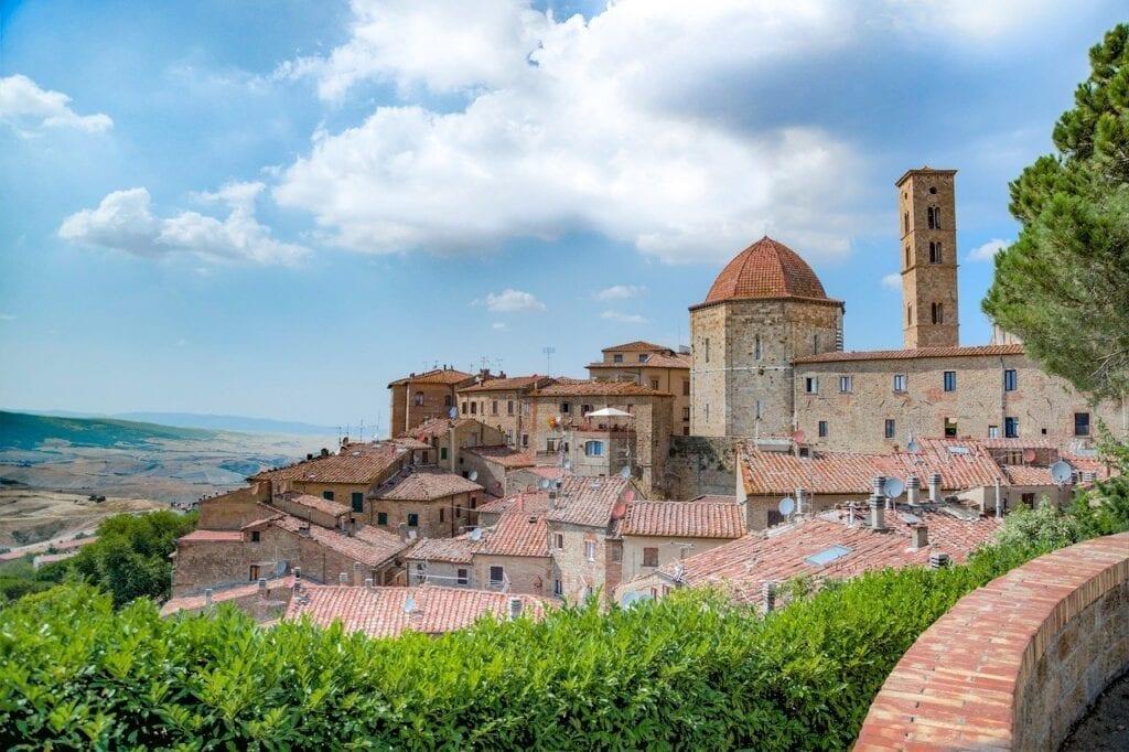 San Gimignano & Volterra Day Trip