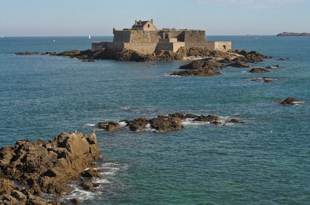 Saint-Malo Highlights Walking Tour