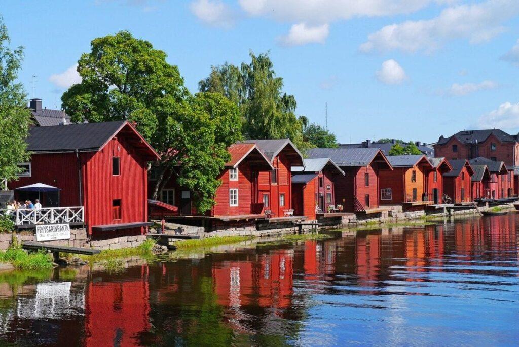 Porvoo Day Trip from Helsinki